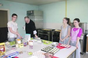 A Moigny-sur-Ecole, tout était prévu également avec un concours de pétanque, un atelier cuisine dispensé par le jardin des Roches, un stand dédicace des BD de Jo Hell et la vente de crêpes par le Foyer rural.
