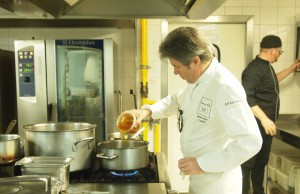 Michel Roth, chef cuisiner
