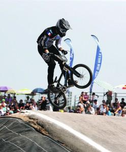 BMX Alexandre Curron