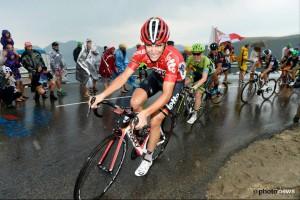 Cyclisme Tony Gallopin