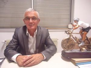 Cyclisme Joel Vendé