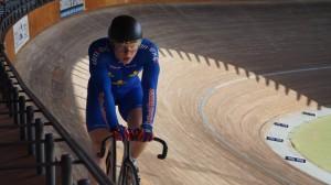 Sébastien Vigier cyclisme sur piste