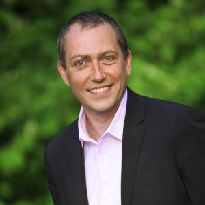David Derrouet, maire de Fleury-Mérogis.