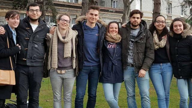 Draveil, projet humanitaires, étudiants