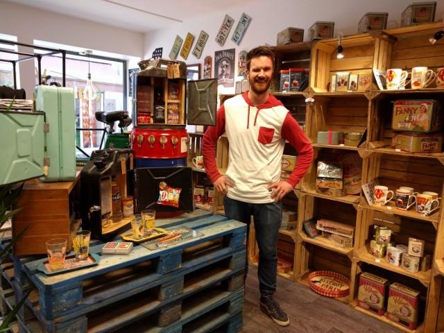 Etampes une nouvelle boutique d co et accessoires le r publicain - Magasin deco vintage ...