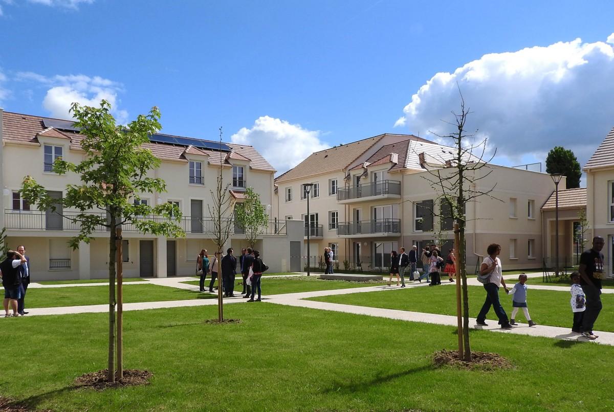 Le cœur de ville prend ses marques à Marolles-en-Hurepoix - Le Républicain de l'Essonne