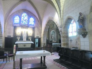 L'église Notre-Dame de la Nativité de la Vierge a besoin de vous.
