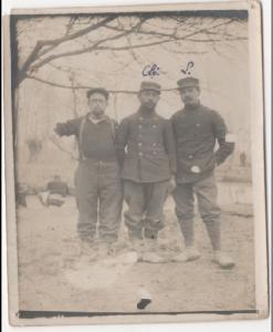 Clément et Louis Marquis, à droite sur la photo.
