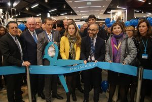 Le dixième magasin de France a été inauguré à Evry 2. ©MV