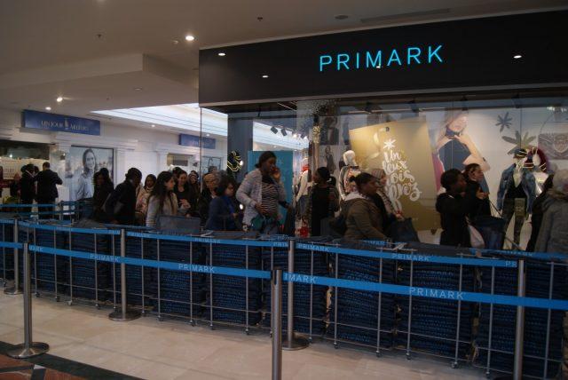 le magasin primark vient d 39 ouvrir evry 2. Black Bedroom Furniture Sets. Home Design Ideas