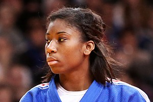 Marie-Eve Gahié (judo, Force Longjumeau Alliance Massy 91)