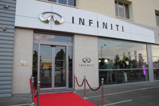 Viry chatillon le premier concessionnaire infiniti ouvre en essonne - Garage renault viry chatillon ...