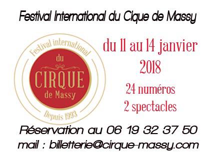 Cirque Massy
