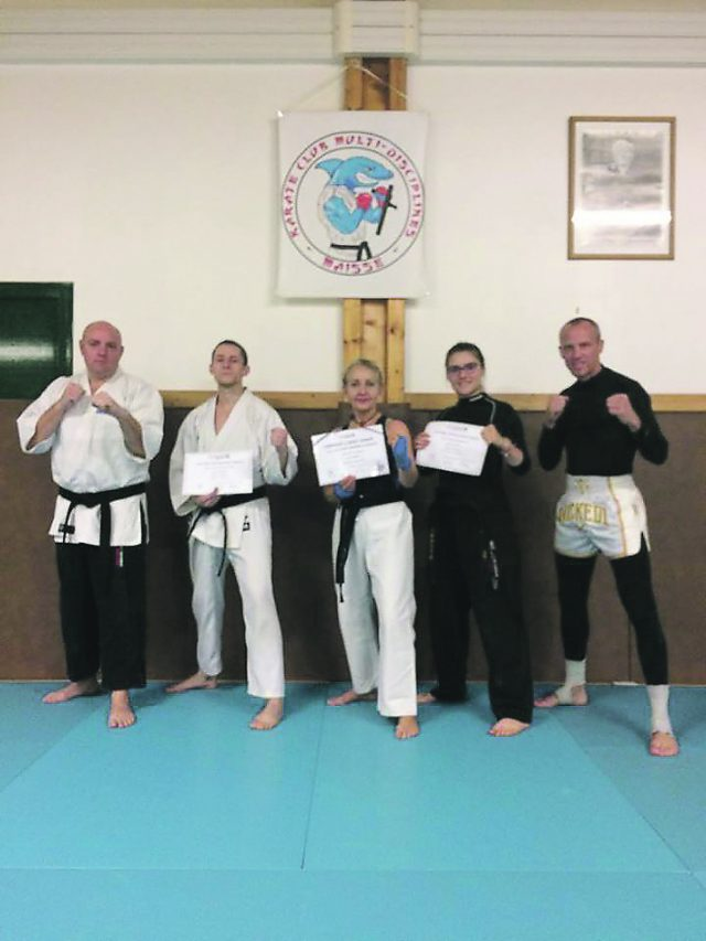 club karate shotokan essonne