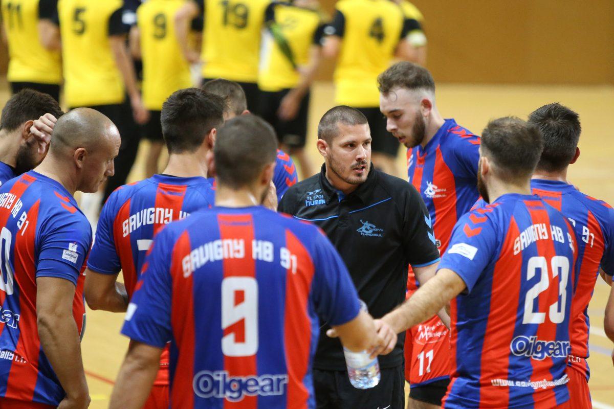 Handball coupe de france savigny face son everest le r publicain - Handball coupe de france ...