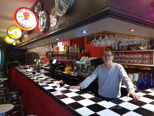 Le Grand Teddy Cafe Paris