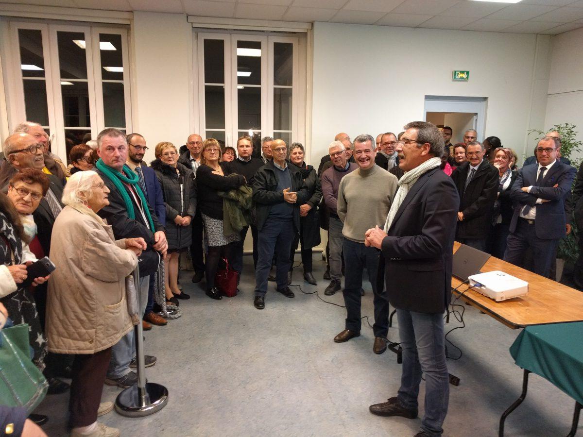 Essonne d mission du maire d 39 etampes jean pierre colombani for Recherche jardinier essonne