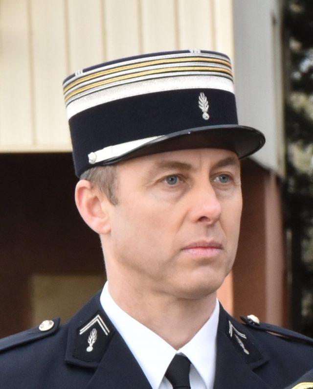 Le lieutenant-colonel Arnaud Beltrame.