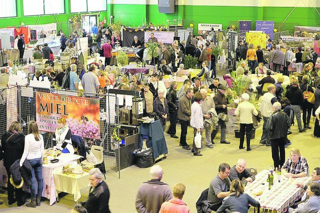 Essonne un salon gourmand itteville ce week end le for Salon a paris ce weekend