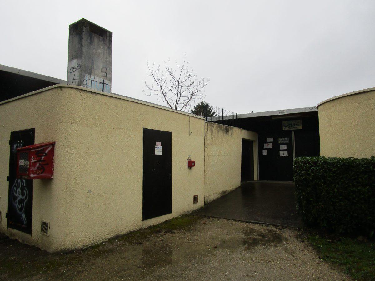 A saint michel sur orge la r habilitation du hall de - Piscine de saint michel sur orge ...
