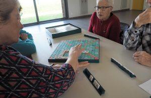Bouray-sur-Juine, Scrabble, Jeu, Partage, Personnes âgées, Isolement, Association, Senior