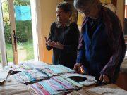 exposition vente dentelle coup de pouce authon-la-plaine essonne gounian burkina faso