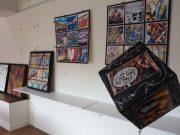 peinture photographie cube art exposition saint chéron éco musée