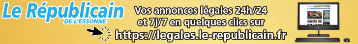 Annonces légales