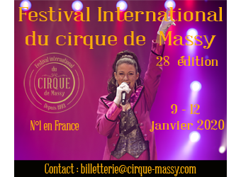 CIRQUE MASSY 08/10/19