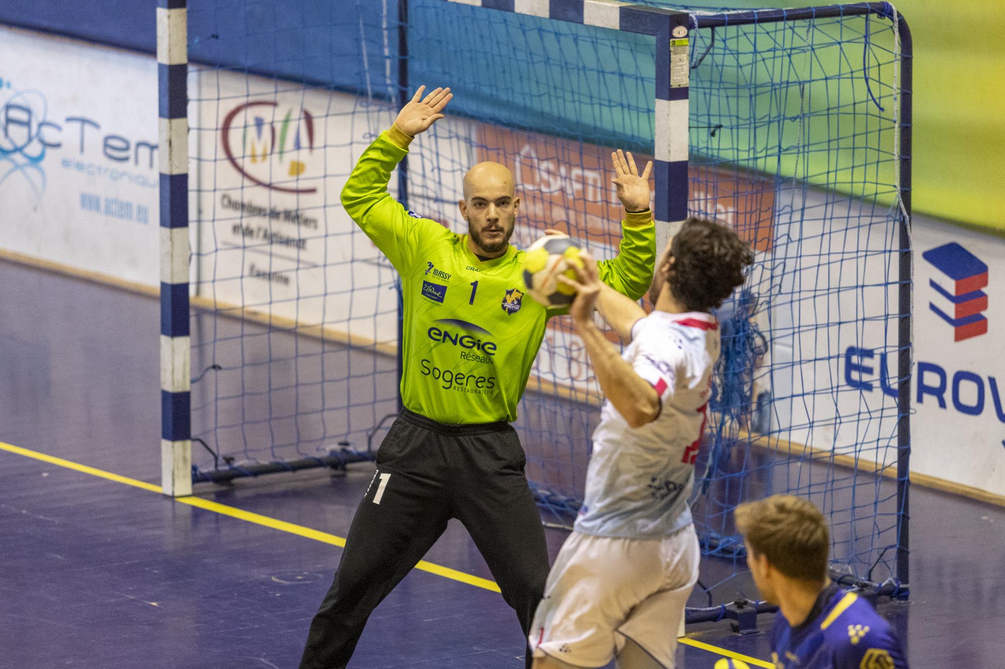 Handball : Massy co-leader de Proligue - Le Républicain de l'Essonne