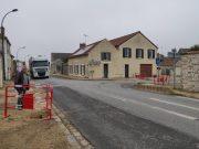 maire La Forêt-Sainte-Croix Guy Crosnier travaux routes départementales