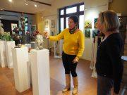 éco musée saint-chéron salon des arts peinture sculpture