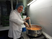 Nathalie Macker Boutigny-sur-Essonne préparation de fruits sorbets