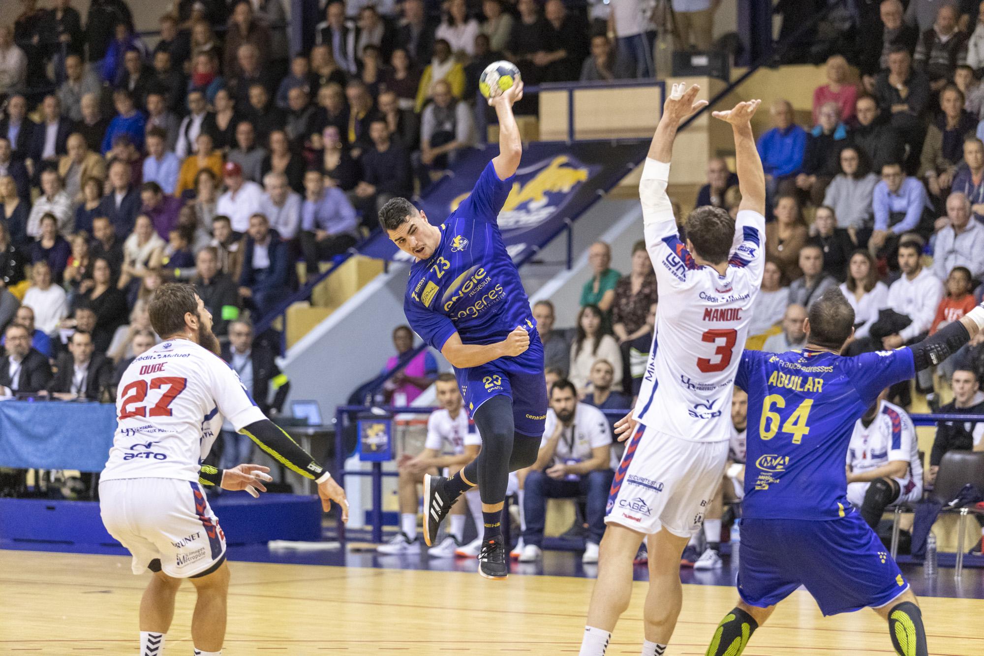 Handball [Proligue] : Massy s'offre le leader - Le Républicain de l'Essonne