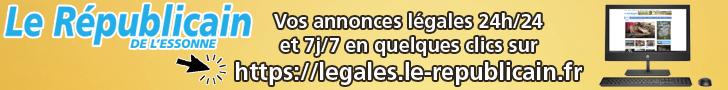 ANNONCES LEGALES 06/01/2020