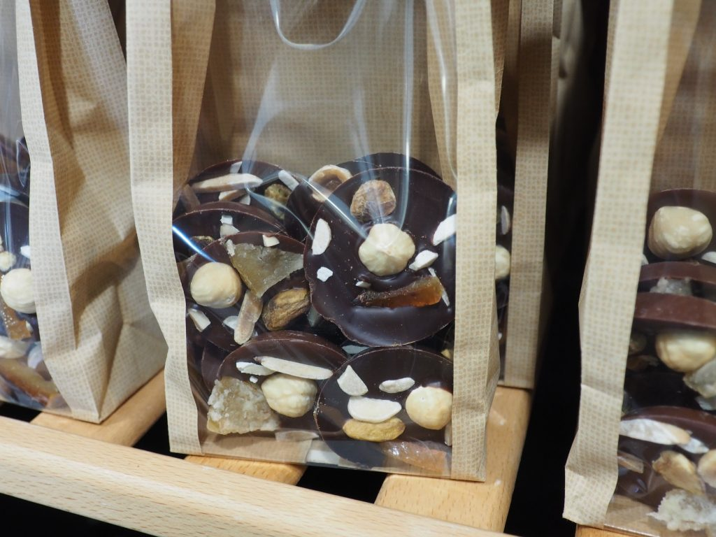 chocolat fait maison mendiants Hélianthème Les Ulis Essonne