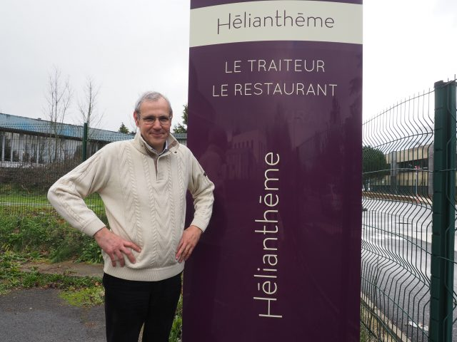 Patrice Costa Hélianthème Les Ulis Essonne restaurant traiteur
