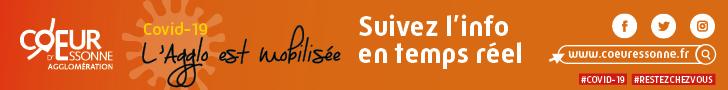 Agglo Cœur d'Essonne 08/04/2020