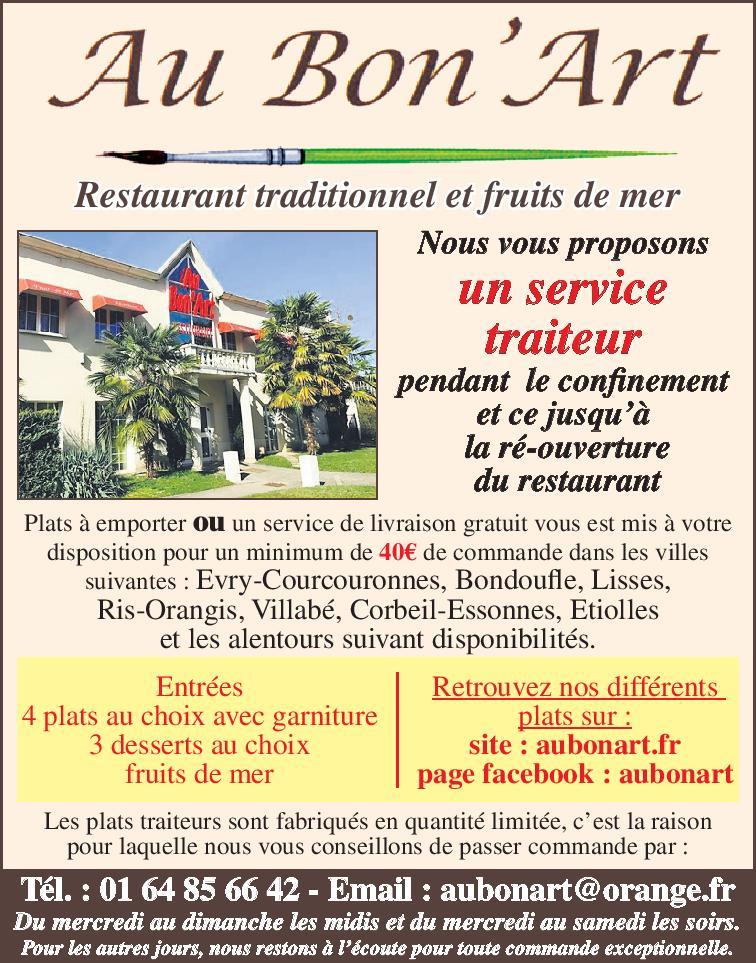 Au Bonnart 05/05/2020