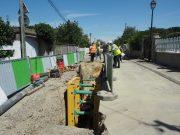 travaux chantier siarce rue des cagettes janville-sur-juine