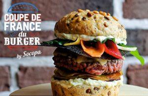 concours Coupe de France du burger 2020 Kévin Augery restaurant Champcueil Le Bar-bu