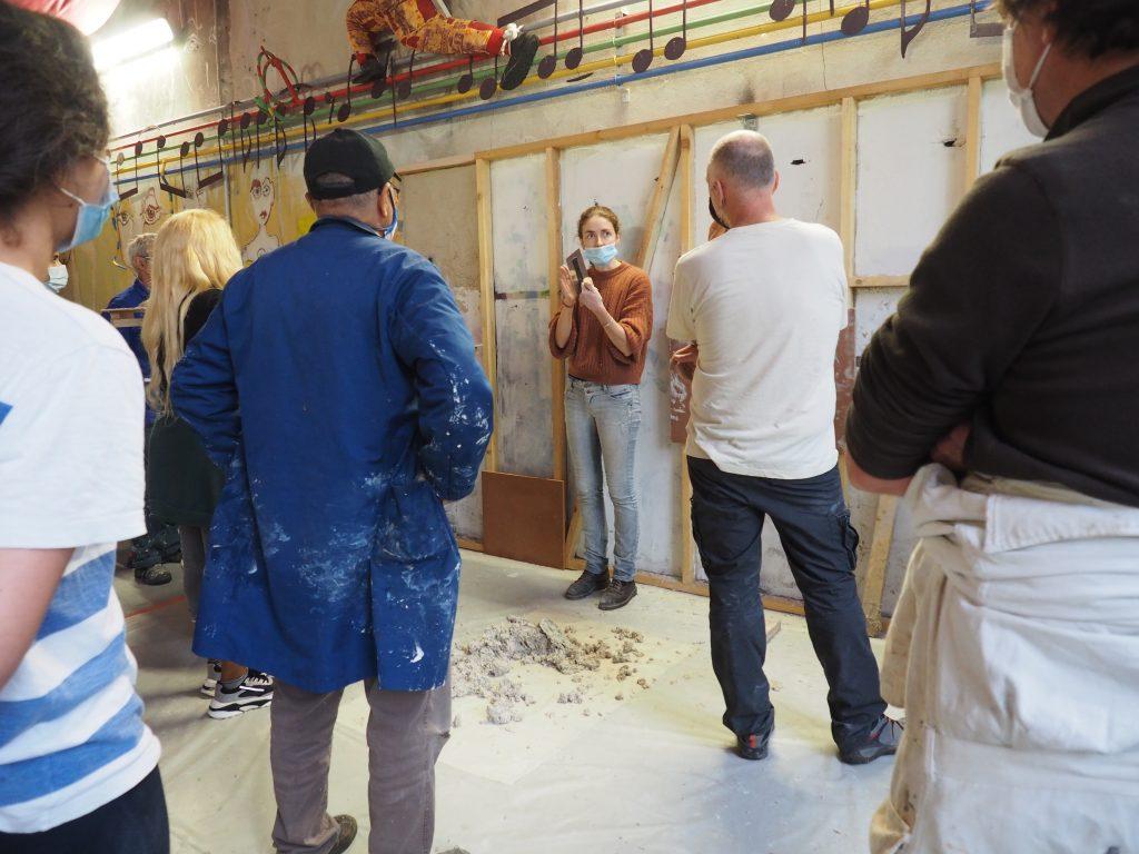 ateliers du 29 arpajon terre de femmes