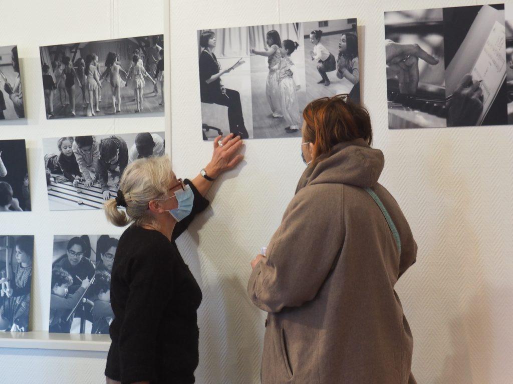 exposition conservatoire étréchy photographies marie-lys hagenmüller