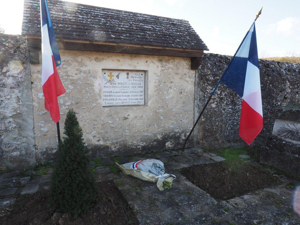 monument aux morts première guerre mondiale souzy-la-briche