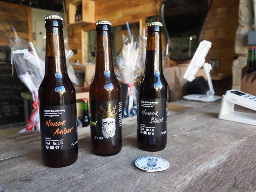 bière Kings of Nawak Bouville CAESE artisanale Essonne