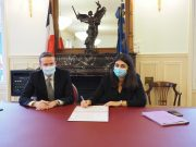 mairie Mennecy signature Charte européenne égalité femmes-hommes vie locale