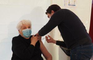 centre de vaccination Cerny